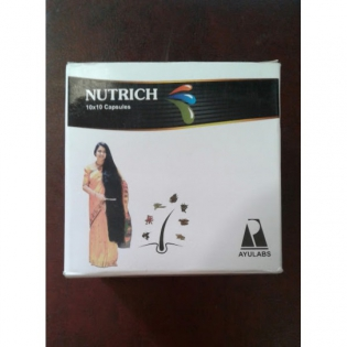 Ayulabs Nutrich Capsule