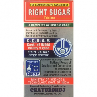 Chaturbhuj Pharmaceutical Right Sugar