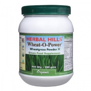 Herbal Hills Wheat-O-Power
