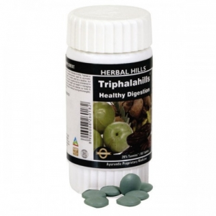 Herbal Hils Triphalahills Tablets