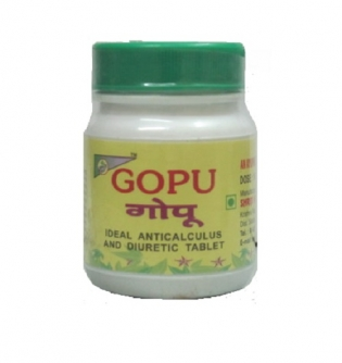 Shriji Herbal Gopu Tablets