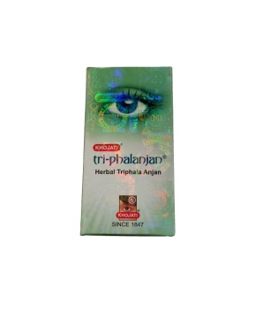 Khojati Tri-phalanjan Herbal Triphala Concentrate