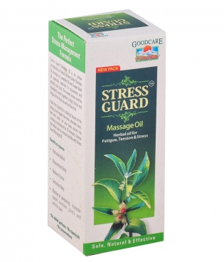 Goodcare Stress Guard Massage Oil