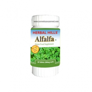Herbal Hills, ALFALFA Tablets