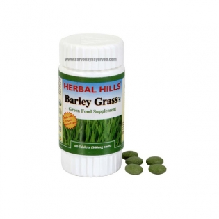 Herbal Hills, BARLEY GRASS Tablet