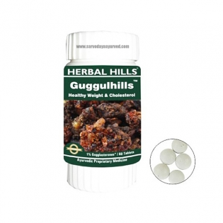 Herbal Hills, GUGGULHILLS Tablets