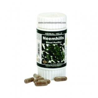 Herbal Hills, NEEMHILLS Capsules
