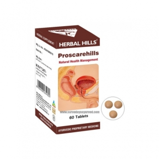 Herbal Hills, PROSCAREHILLS Tablets