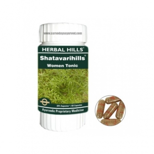 Herbal Hills, SHATAVARIHILLS Capsules