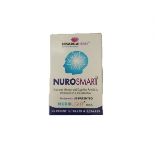 Nisarga Herbs Neuro Smart
