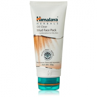 Himalaya Herbals Oil Clear Mud Face Pack