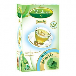 Rinkup Mint Green Tea