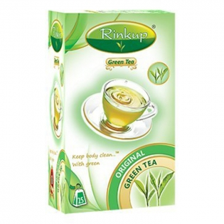 Rinkup Original Healthy Green Tea