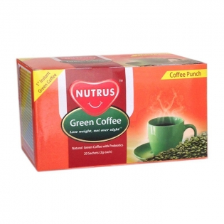 NUTRUS Green Coffee Punch