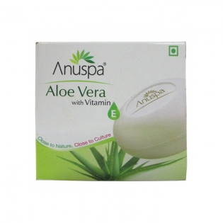 AnuSpa Aloevera with Vitamin E