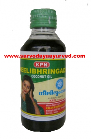 Kalan Pharmaceuticals Neelibhringadi Coconut Hair Oil