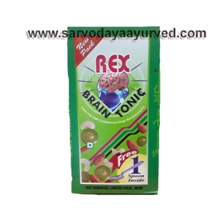Rex Remedies Brain Tonic