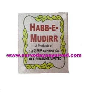 Rex Remedies Habb -e- Mudirr