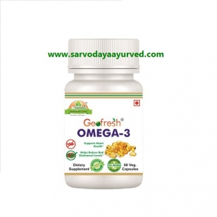 Geofresh Omega -3 Capsule�