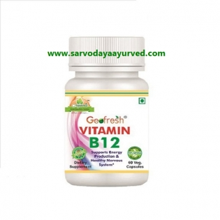 Geofresh Vitamin B12 Capsule