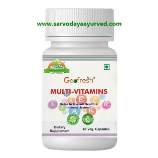 Geofresh Multi Vitamins Capsule