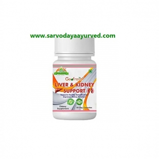 Geofresh Liver & Kidney Support Capsule