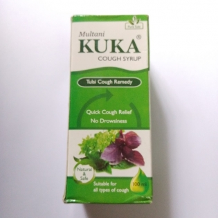 Multani Kuka Cough Syrup