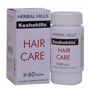 Herbal Hills Keshohills Tablets