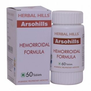 Herbal Hills, ARSOHILLS Tablets