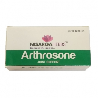 Nisarga Herbs Arthrosone Tablet