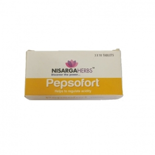 Nisarga Herbs Pepsofort Tablet