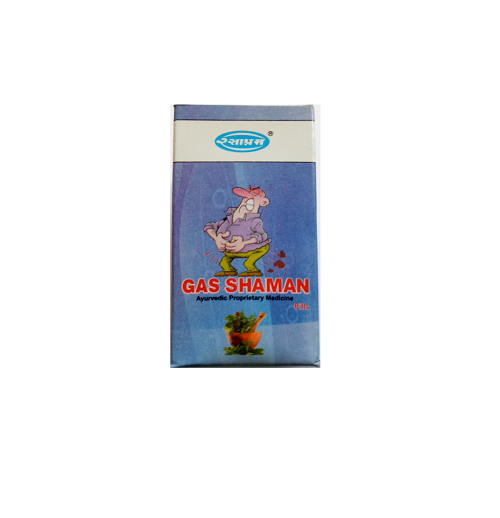 Rasashram Gas Shaman Tablets